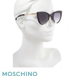 NWT MOSCHINO sunglasses DIOR CASE